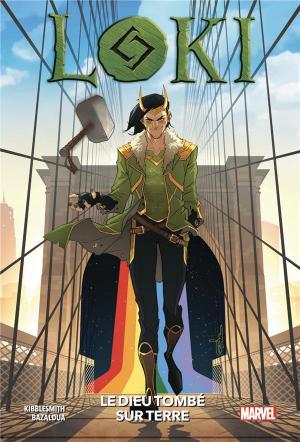 Loki - Le dieu tombe sur terre  TPB Hardcover (cartonnée) - 100% Marvel