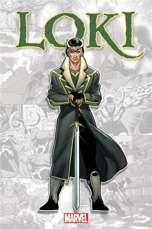 Marvel-verse - Loki  TPB Softcover (souple)