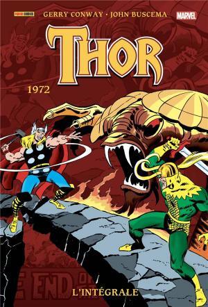 Thor 1972 TPB Hardcover - L'Intégrale