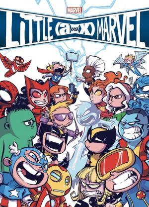 Giant-Size Little Marvel AvX édition TPB Hardcover (cartonnée) - Marvel Kids