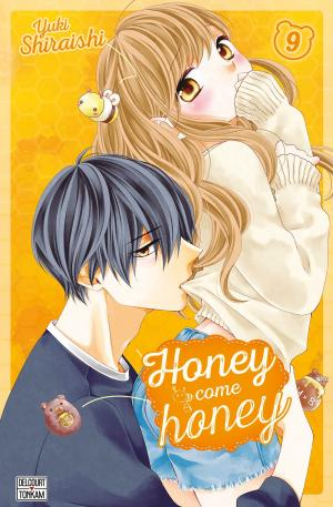 Honey Come Honey 9 Manga