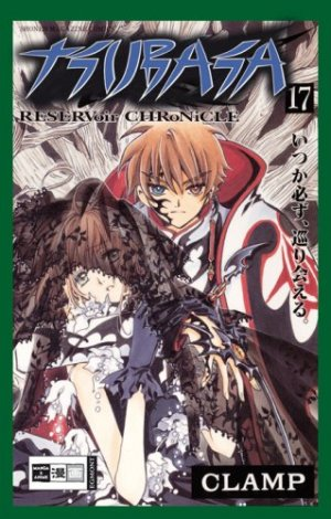 couverture, jaquette Tsubasa Reservoir Chronicle 17 Allemande (Egmont manga)