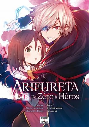 couverture, jaquette Arifureta - De zéro à héros 6