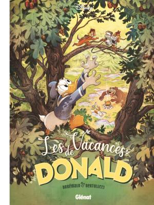 Les vacances de Donald  simple