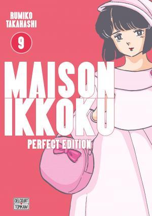 couverture, jaquette Maison Ikkoku 9 perfect (delcourt / tonkam)