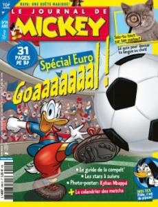 Le journal de Mickey 3599 Simple