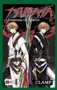 couverture, jaquette Tsubasa Reservoir Chronicle 22 Allemande (Egmont manga)