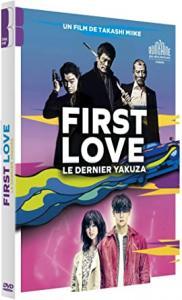 First Love, le dernier Yakuza édition simple