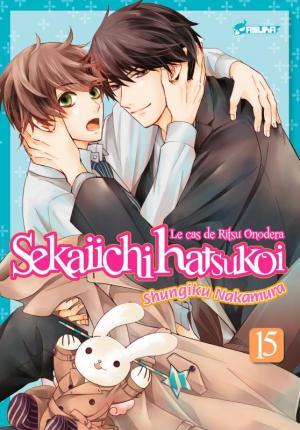 Sekaiichi Hatsukoi 15