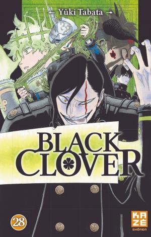 couverture, jaquette Black Clover 28