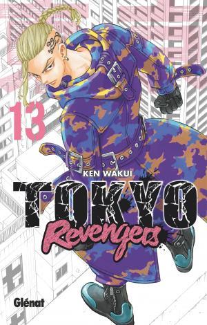 couverture, jaquette Tokyo Revengers 13