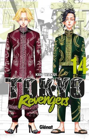 couverture, jaquette Tokyo Revengers 14