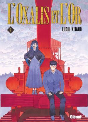 couverture, jaquette L'Oxalis et l'Or 4  (Glénat Manga)