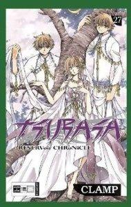 couverture, jaquette Tsubasa Reservoir Chronicle 27 Allemande (Egmont manga)