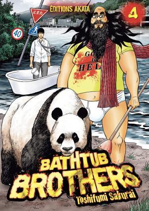 couverture, jaquette Bathtub Brothers 4