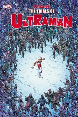 The trials of Ultraman T.4