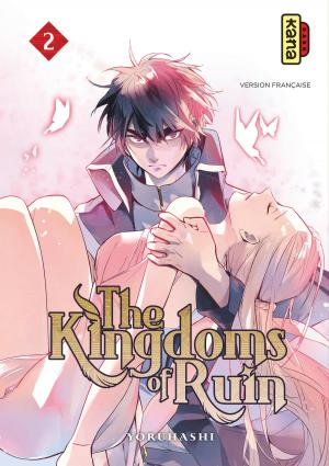 couverture, jaquette The Kingdoms of Ruin 2  (kana) Manga