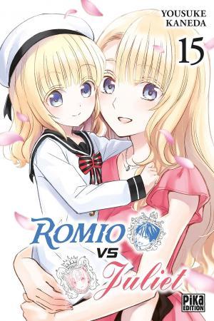 couverture, jaquette Romio vs Juliet 15