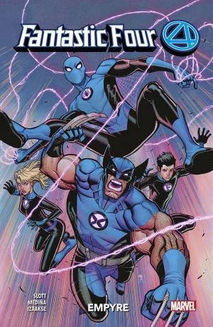 Fantastic Four 6 TPB Hardcover (cartonnée) - Issues V6