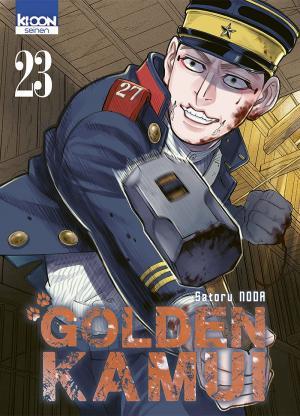 couverture, jaquette Golden Kamui 23