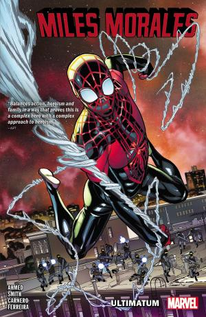 Miles Morales - Spider-Man édition TPB softcover (souple)