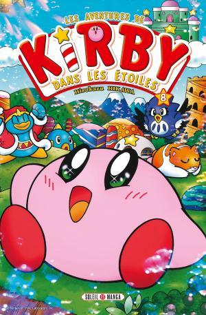 Les Aventures de Kirby dans les Étoiles 8 Manga