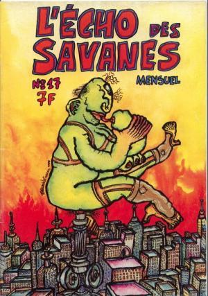 L'écho des savanes édition 1ère série