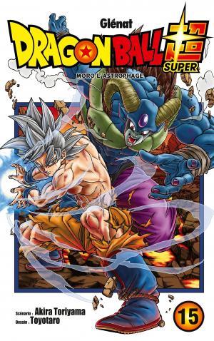 couverture, jaquette Dragon Ball Super 15