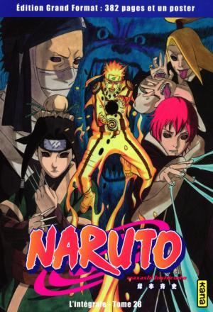 Naruto 28 Collector kiosque