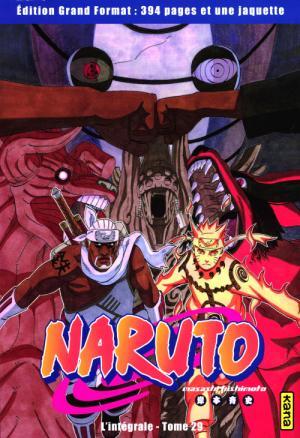 couverture, jaquette Naruto Collector kiosque 29