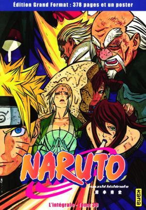 couverture, jaquette Naruto Collector kiosque 30