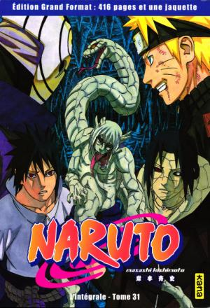 couverture, jaquette Naruto Collector kiosque 31