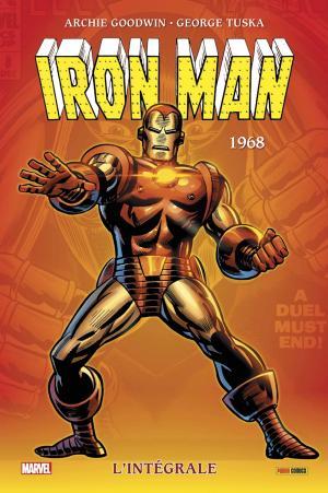 Iron Man 1968 TPB Hardcover - L'Intégrale
