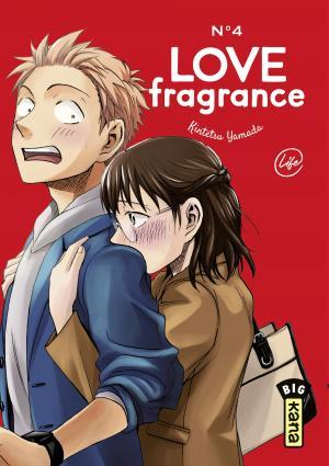 couverture, jaquette Love Fragrance 4