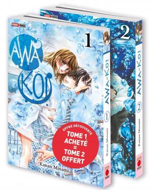 Awa koi édition Pack 1+2