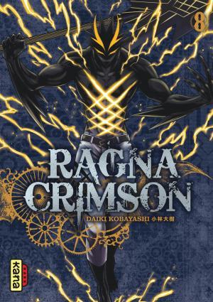 couverture, jaquette Ragna Crimson 8