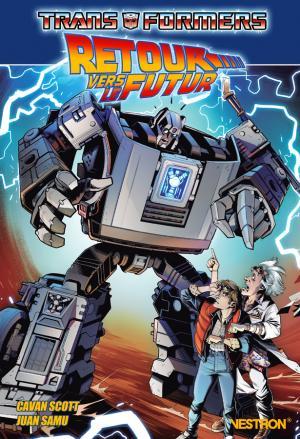 Transformers - Retour vers le futur édition TPB Softcover (souple)