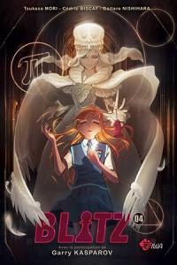 couverture, jaquette Blitz 4  (iwa) Global manga