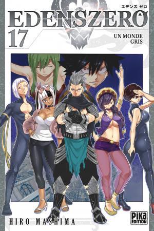 couverture, jaquette Edens Zero 17