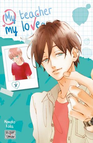 couverture, jaquette My Teacher, My Love 8