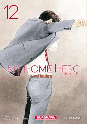 couverture, jaquette My home hero 12