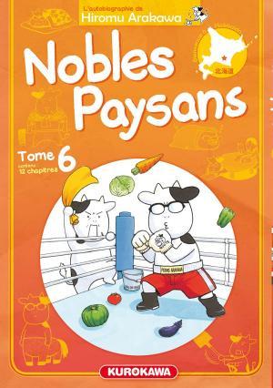 Nobles Paysans 6 Manga