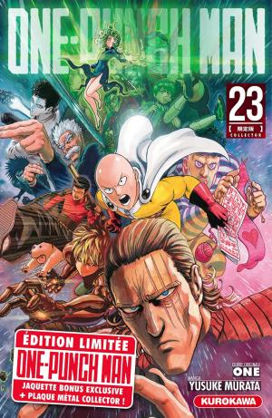 One-Punch Man édition Collector
