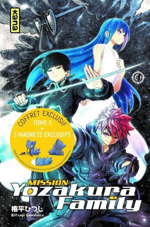Mission : Yozakura Family #3
