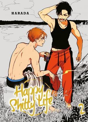 couverture, jaquette Happy Shitty Life 2  (IDP) Manga