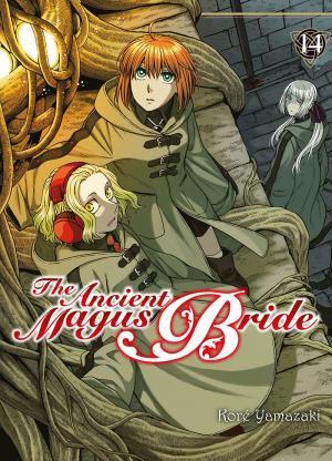 couverture, jaquette The Ancient Magus Bride 14