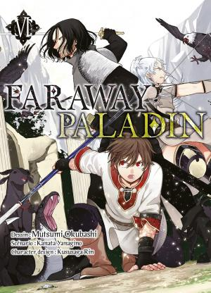 couverture, jaquette Faraway Paladin 6