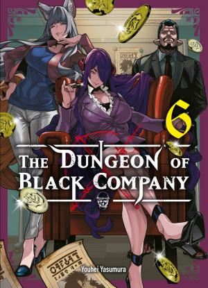 couverture, jaquette The Dungeon of Black Company 6