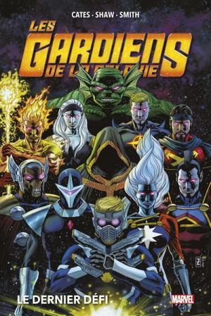 Les Gardiens de la Galaxie édition TPB Hardcover (cartonnée) - Marvel Deluxe - Issues