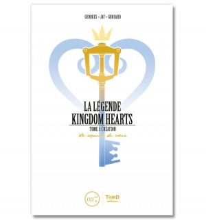 La légende Kingdom Hearts Guide